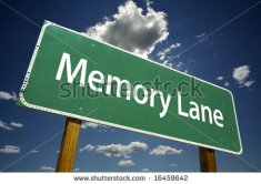 stock-photo-memory-lane-road-sign-with-dramatic-clouds-and-sky-16459642