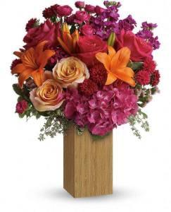 Thank you, Sally Georgina Cronin for the bouquet!
