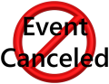 Event Canceled400